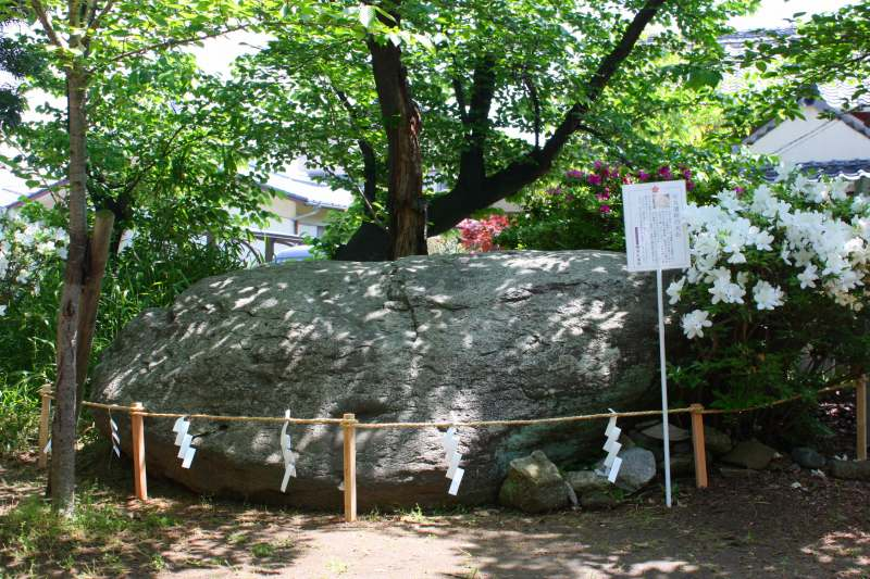 福岡県久留米市のパワースポット?